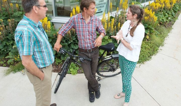 """Road Stories – A conversation about community sustainability, Canada-wide"""